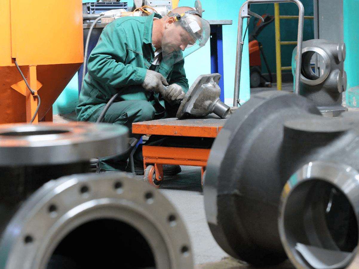 завод по производству водопроводной арматуры